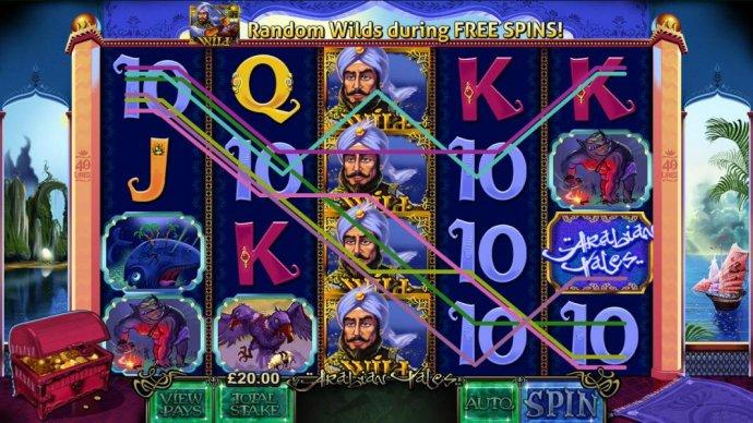 Sinbad's Gold screenshot