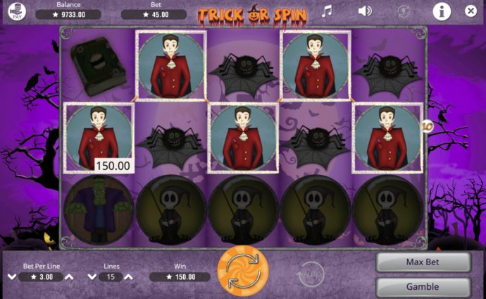 Images of Trick or Spin