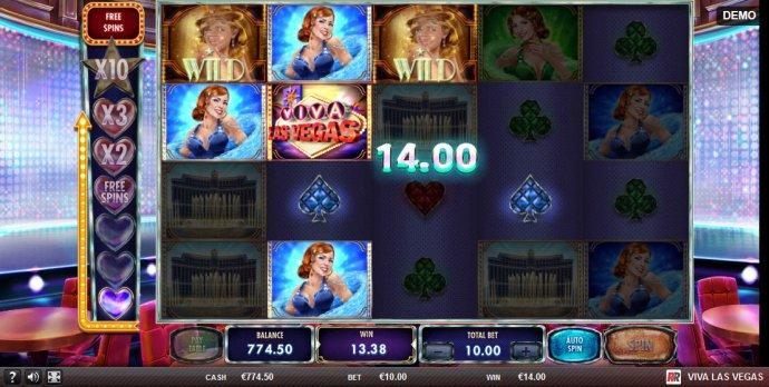 Viva Las Vegas by No Deposit Casino Guide