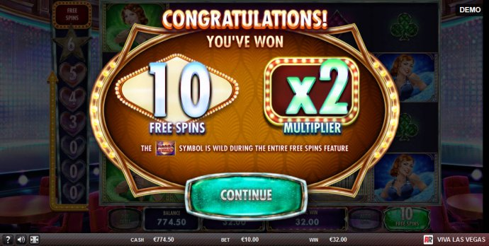 No Deposit Casino Guide image of Viva Las Vegas