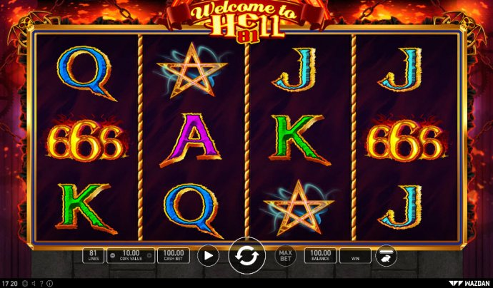 No Deposit Casino Guide image of Welcome to Hell 81