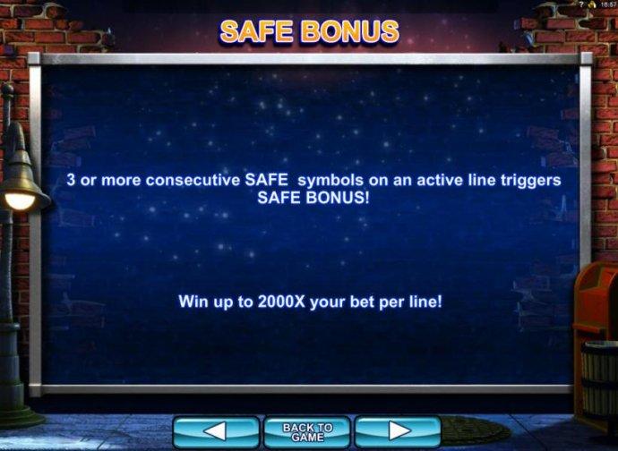 Burglin' Bob screenshot