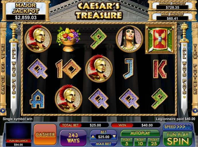 No Deposit Casino Guide - A winning Three of a Kind.