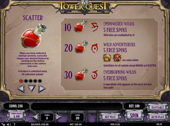 Tower Quest screenshot