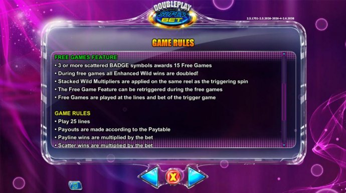 No Deposit Casino Guide image of Double Play SuperBet