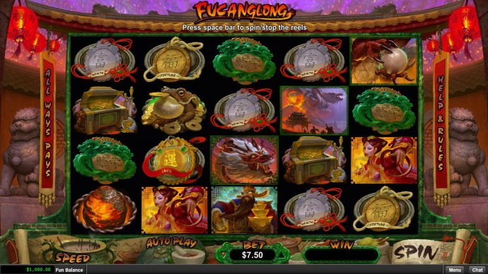No Deposit Casino Guide image of Fucanglong