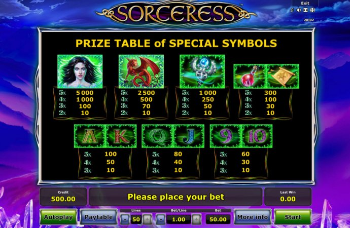 Images of Sorceress