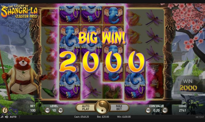 The Legend of Shangri-La by No Deposit Casino Guide