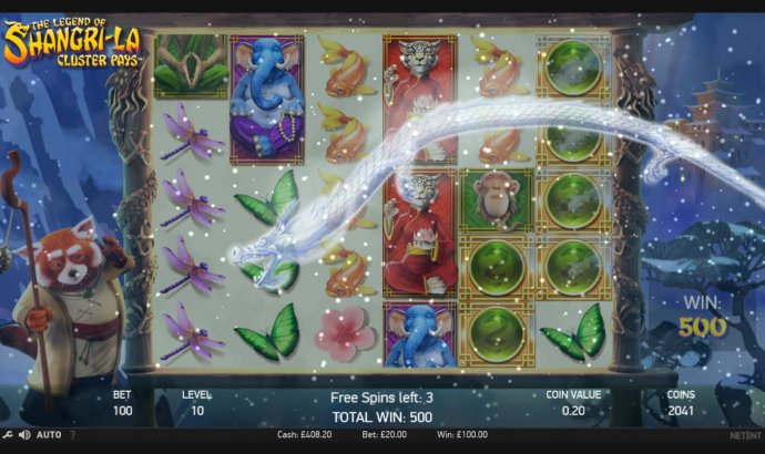 No Deposit Casino Guide image of The Legend of Shangri-La