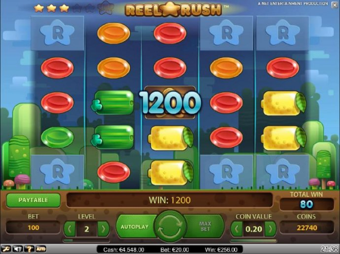 No Deposit Casino Guide - 1200 coin jackpot triggered after multiple re-spins