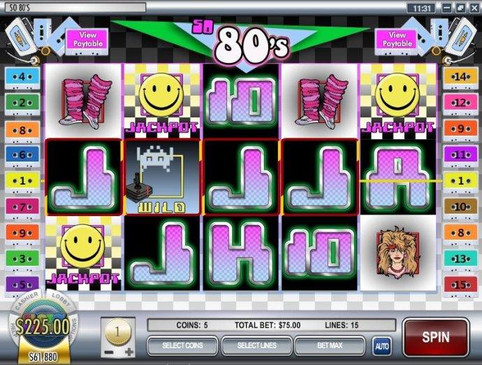 No Deposit Casino Guide image of So 80's
