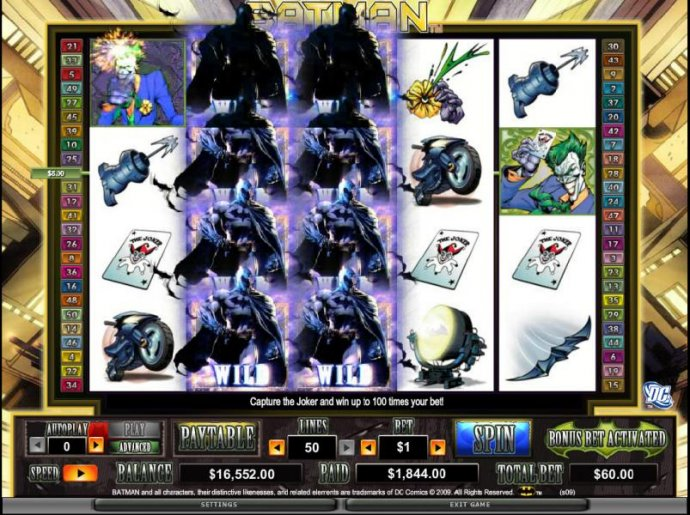 No Deposit Casino Guide - 1844 coin jackpot payout