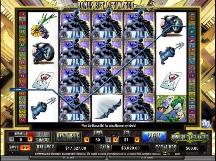 Batman by No Deposit Casino Guide