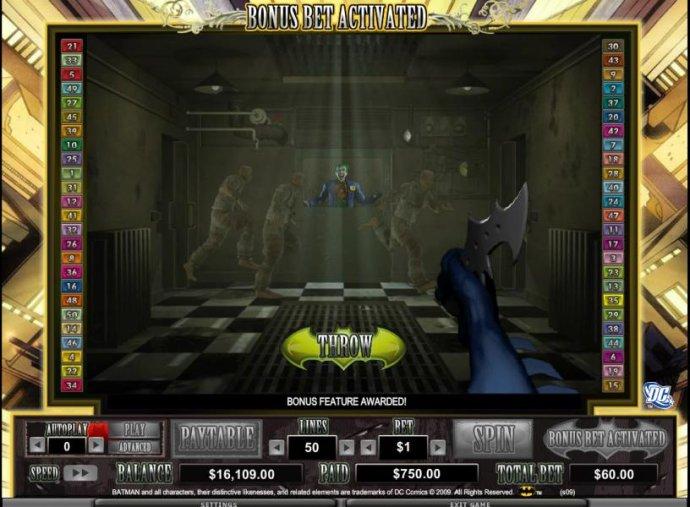 Batman screenshot