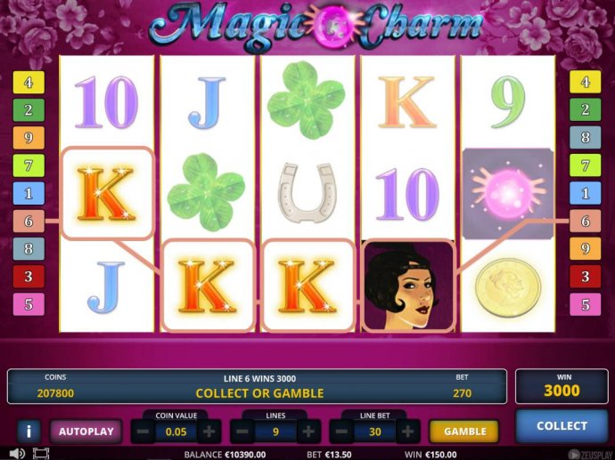 Magic Charm by No Deposit Casino Guide