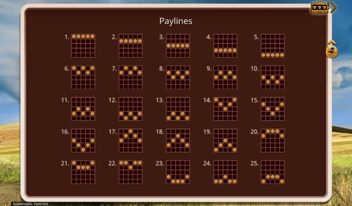 No Deposit Casino Guide image of Barnyard Twister
