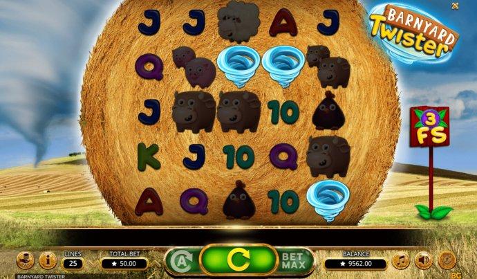 Barnyard Twister by No Deposit Casino Guide