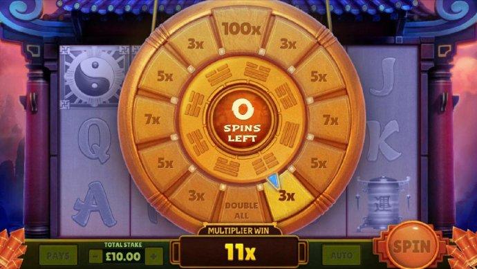 No Deposit Casino Guide - an 11x multiplier was awarded during the panda wheel bonus feature