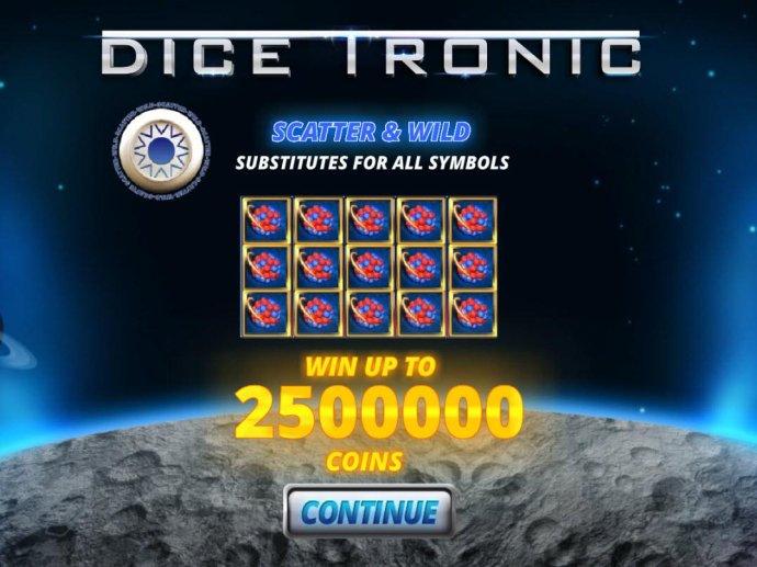 Dice Tronic screenshot