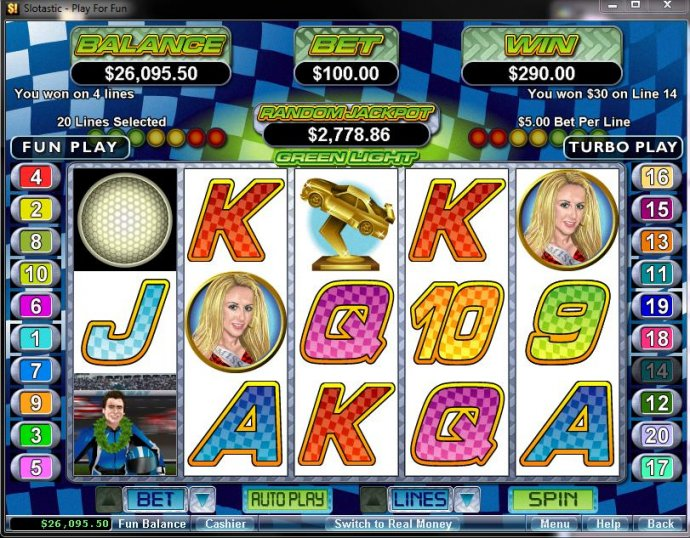 Green Light by No Deposit Casino Guide