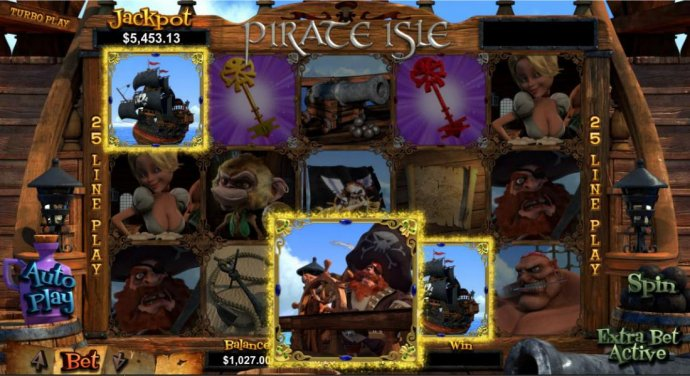 Images of Pirate Isle