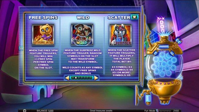 No Deposit Casino Guide image of Power Pups Heroes