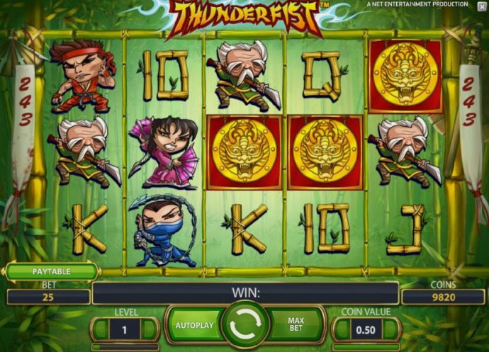 3 scatter symbols triggers free spins bonus feature by No Deposit Casino Guide