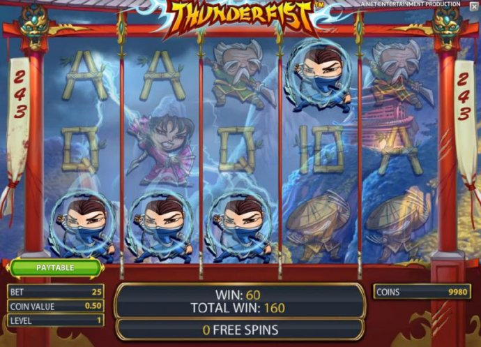 Thunderfist by No Deposit Casino Guide