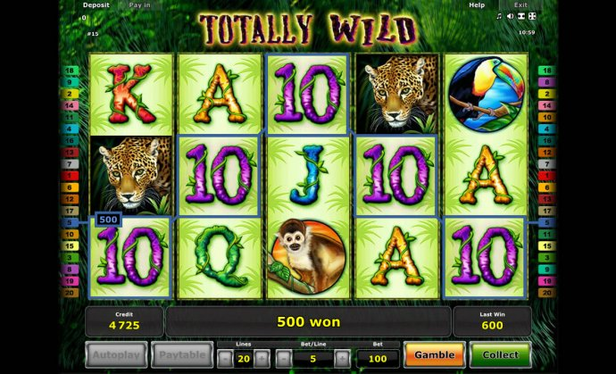Images of Totally Wild