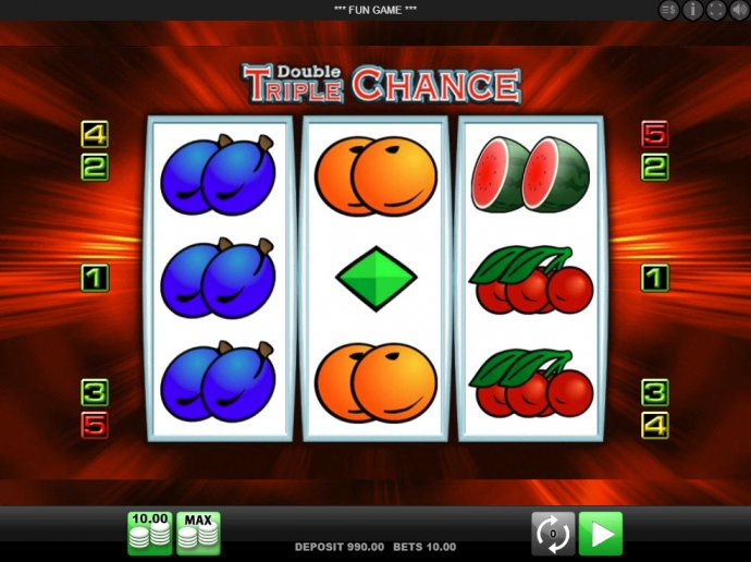 No Deposit Casino Guide image of Double Triple Chance