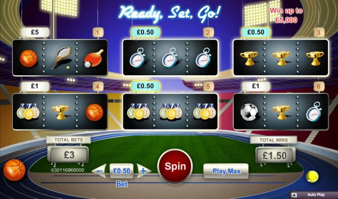 playing all six games by No Deposit Casino Guide