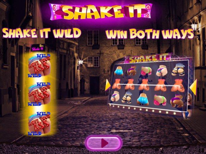 Shake It! screenshot