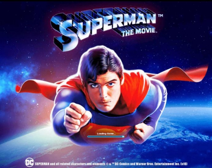 No Deposit Casino Guide image of Superman the Movie