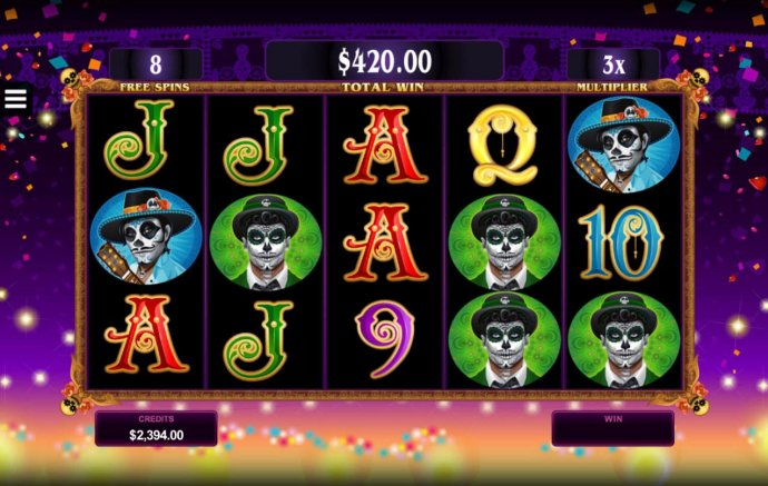 No Deposit Casino Guide - Free Spins Game Board