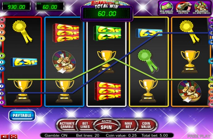 Big Mike's Greyhound Nights by No Deposit Casino Guide