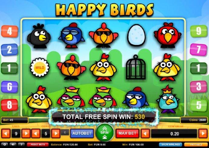 Images of Happy Birds