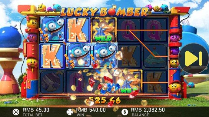 Lucky Bomber screenshot