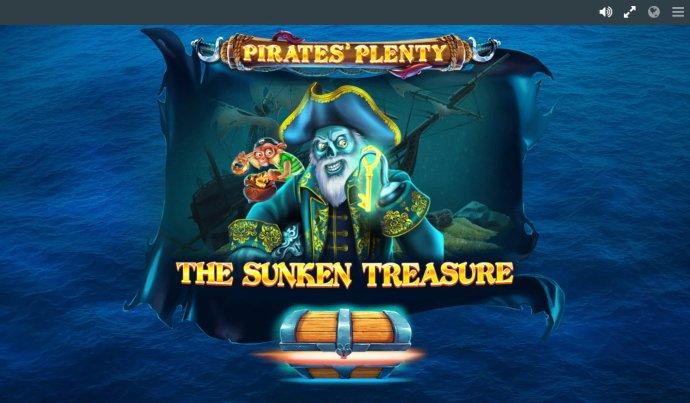Pirates' Plenty The Sunken Treasure screenshot