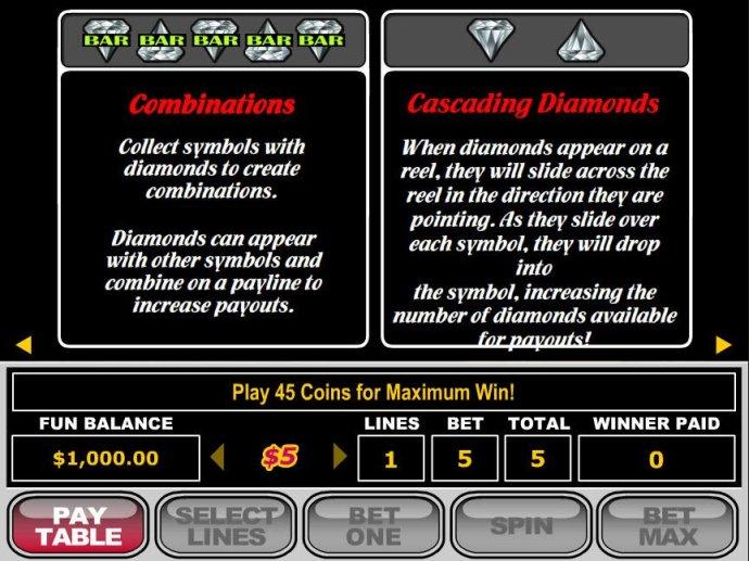 Super Diamond Mine by No Deposit Casino Guide