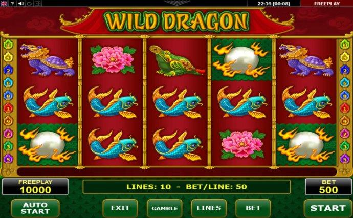 Wild Dragon by No Deposit Casino Guide