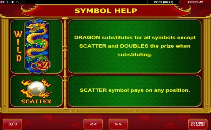 No Deposit Casino Guide image of Wild Dragon