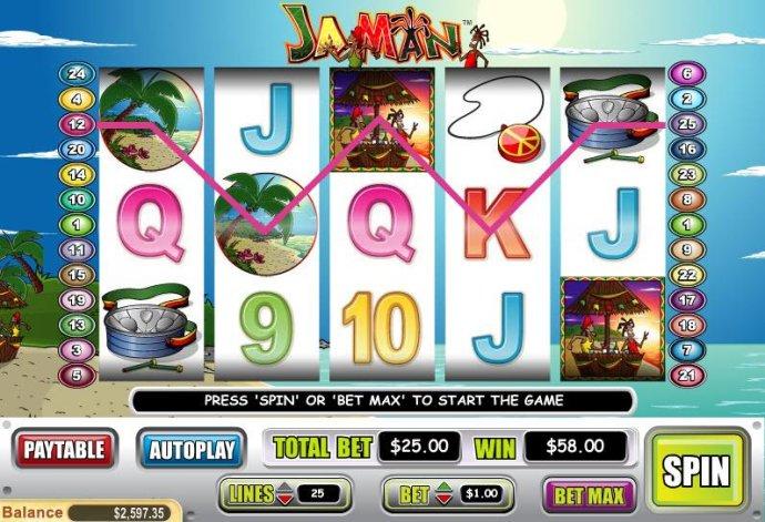 No Deposit Casino Guide image of Ja Man