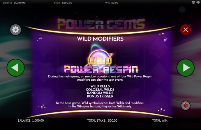 Wild Modifiers by No Deposit Casino Guide