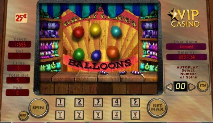 Shoot-O-Rama by No Deposit Casino Guide