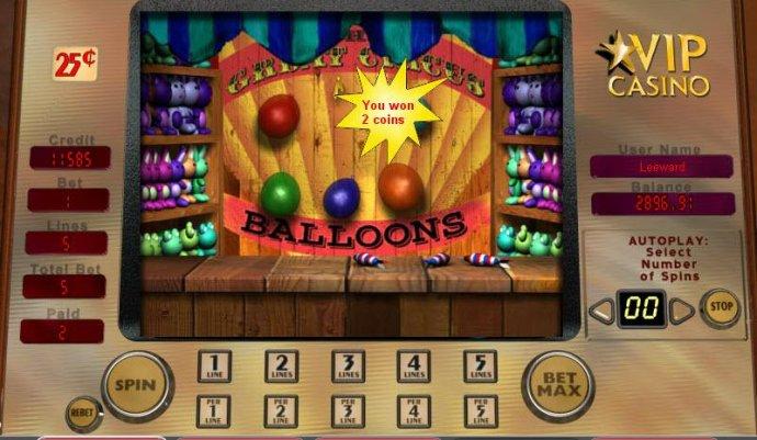 No Deposit Casino Guide image of Shoot-O-Rama