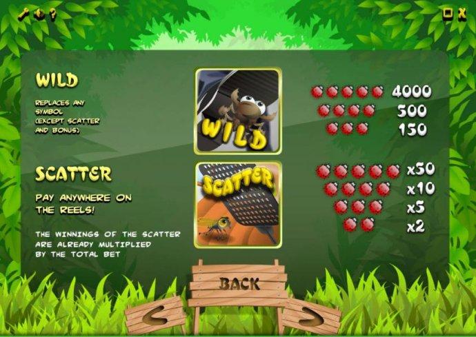 Bug's World screenshot
