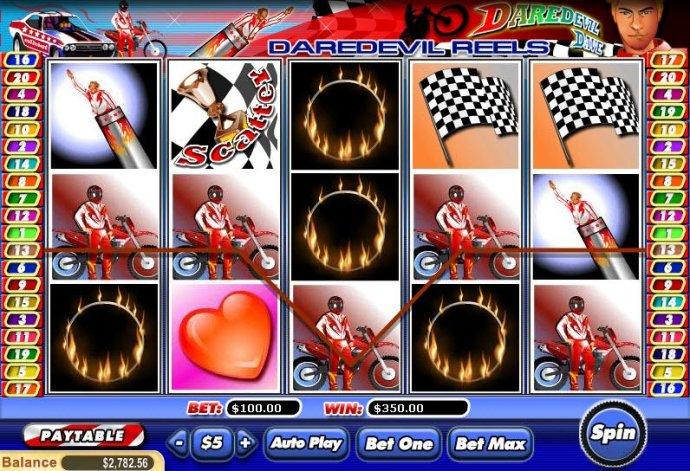 Daredevil Dave screenshot