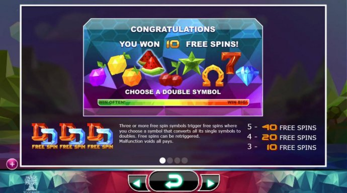 Doubles by No Deposit Casino Guide