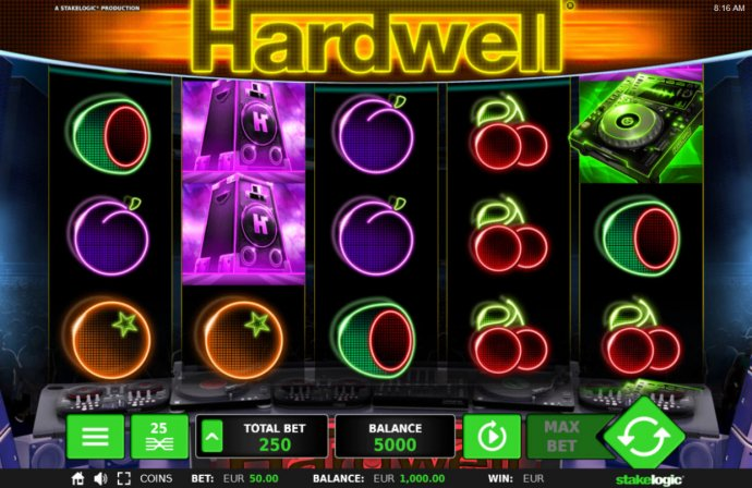 Hardwell by No Deposit Casino Guide