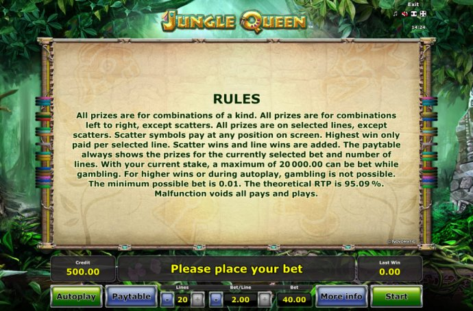 Images of Jungle Queen